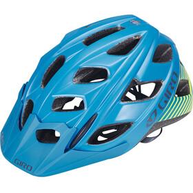 Giro Hex Fietshelm blauw